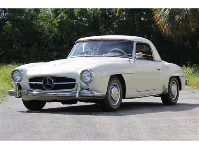 Picture of '61 190SL - NYIV