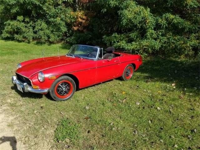 Picture of Classic 1971 MG MGB located in Michigan - $5,795.00 - NYK0