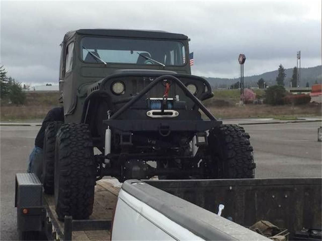 Large Picture of Classic 1948 Jeep located in Cadillac Michigan - NYKV