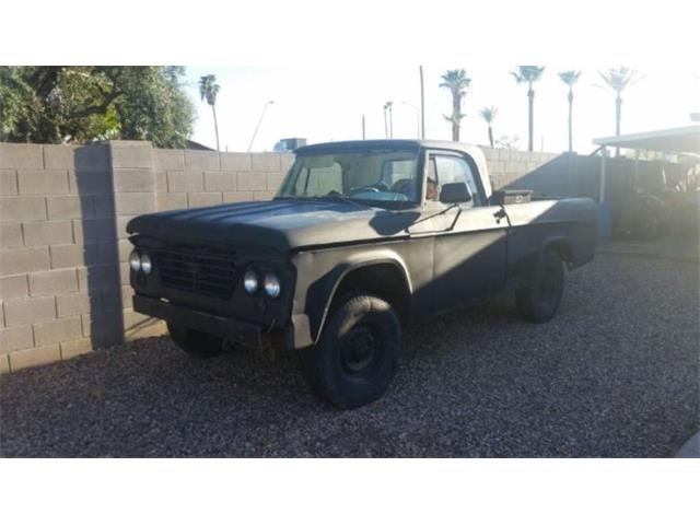 Picture of '62 Power Wagon - NYL2