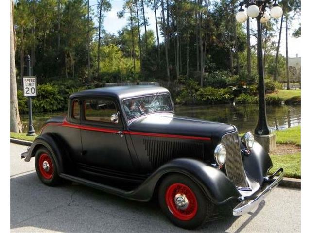 Picture of Classic '34 Coupe - $49,995.00 - NYLJ