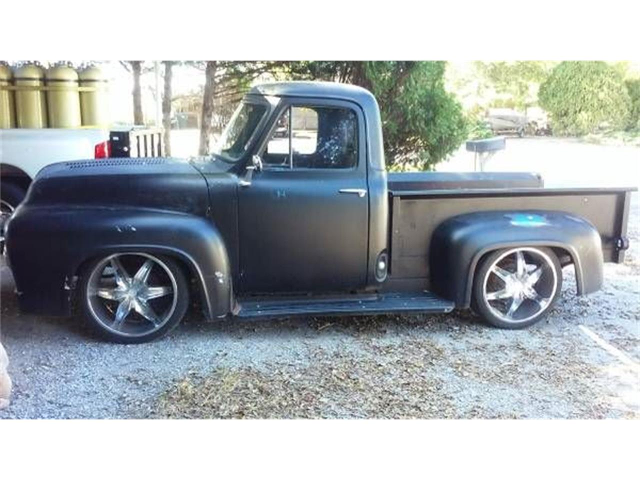 1955 Ford Rat Rod For Sale Cc 1117944 F100 Trucks Large Picture Of 55 Nym0