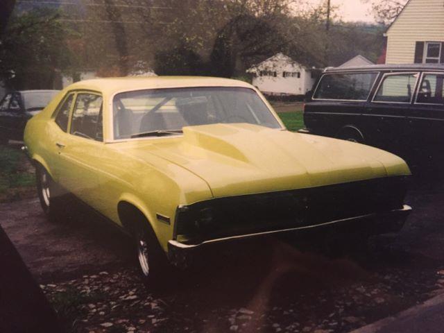 Picture of '68 Nova - NYMA