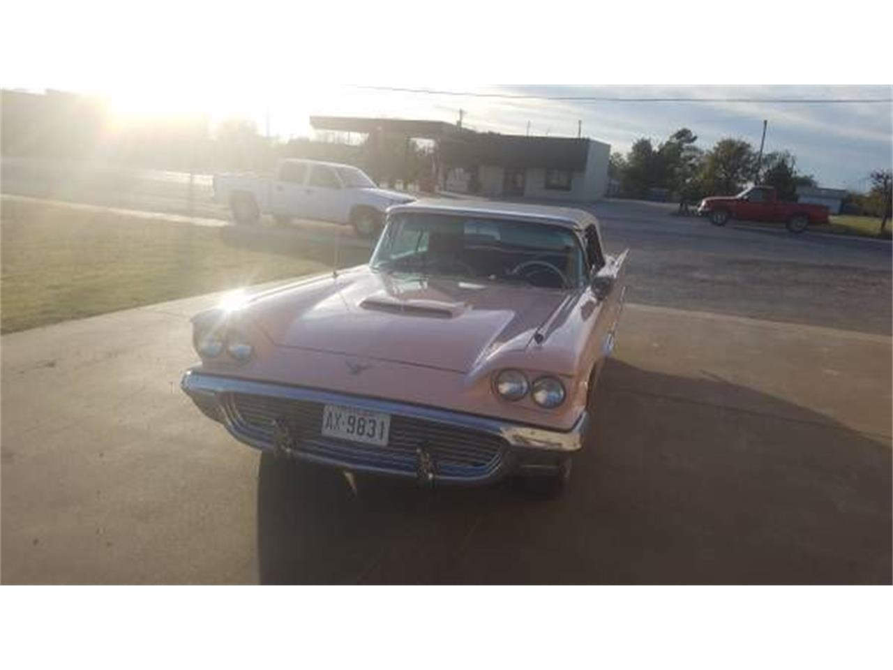 Large Picture of '59 Thunderbird - NYMG