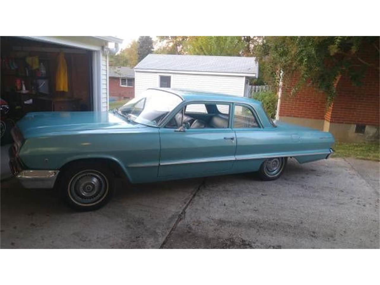 Large Picture of '63 Bel Air - NYMH