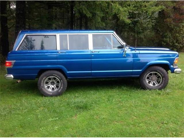 Picture of '72 Wagoneer - NYNB
