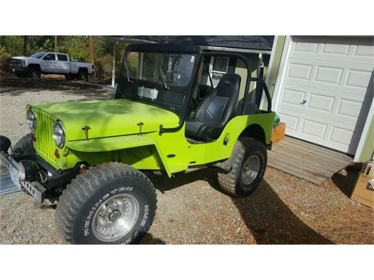 Large Picture of '49 Jeep - NYNO