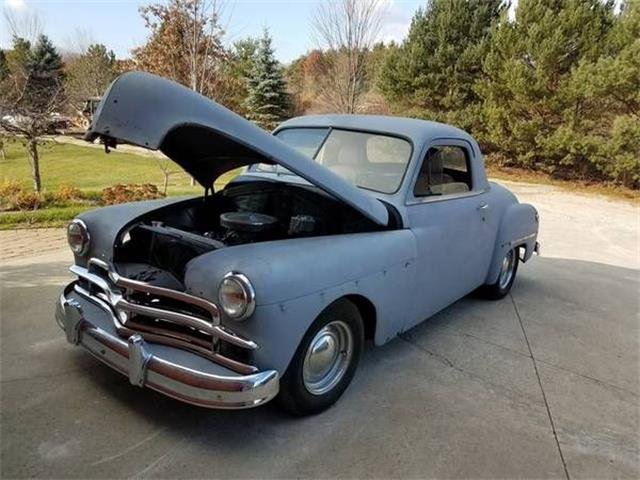 Picture of Classic 1950 Plymouth Business Coupe located in Michigan - $11,495.00 - NYNP