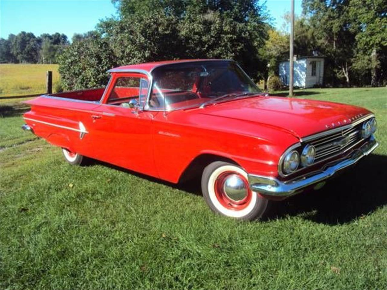 Large Picture of '60 El Camino - NYNT