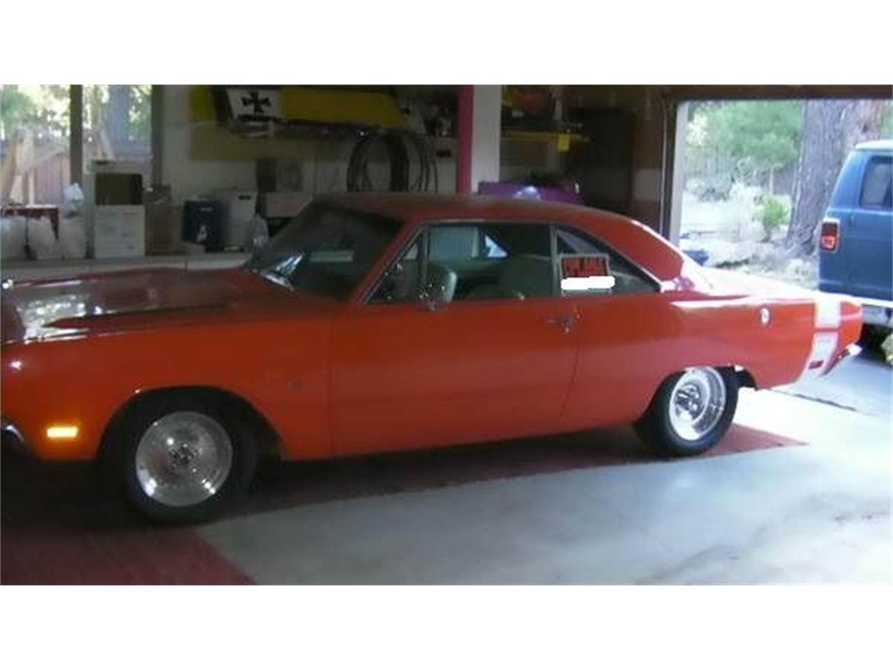 Large Picture of '69 Dart - NYNV