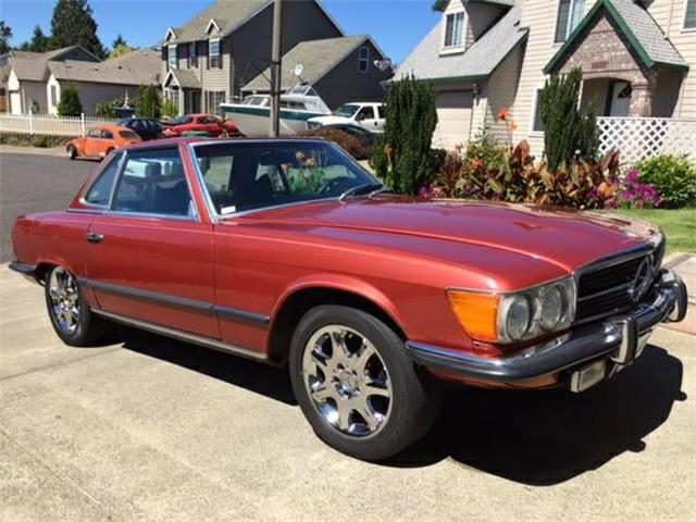 Picture of '72 350SL - NYNX