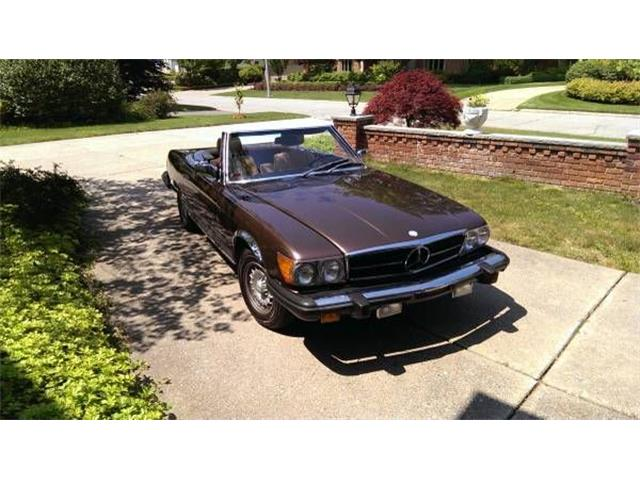 Picture of '82 Mercedes-Benz 380SL located in Michigan - $20,995.00 Offered by  - NYOF