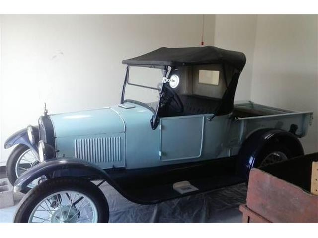 Picture of '27 Model T - NYOI