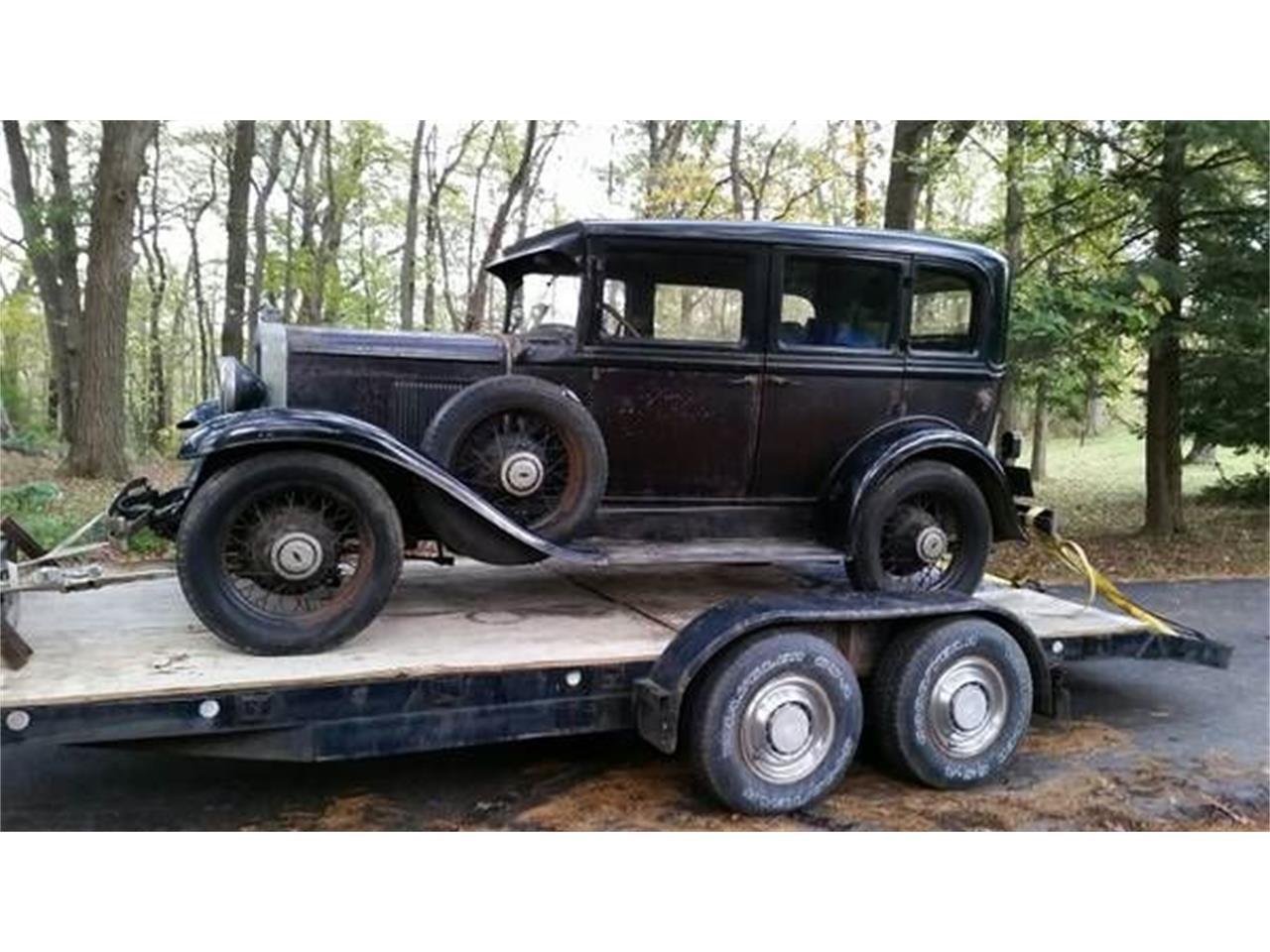 Large Picture of '30 Sedan - NYOM