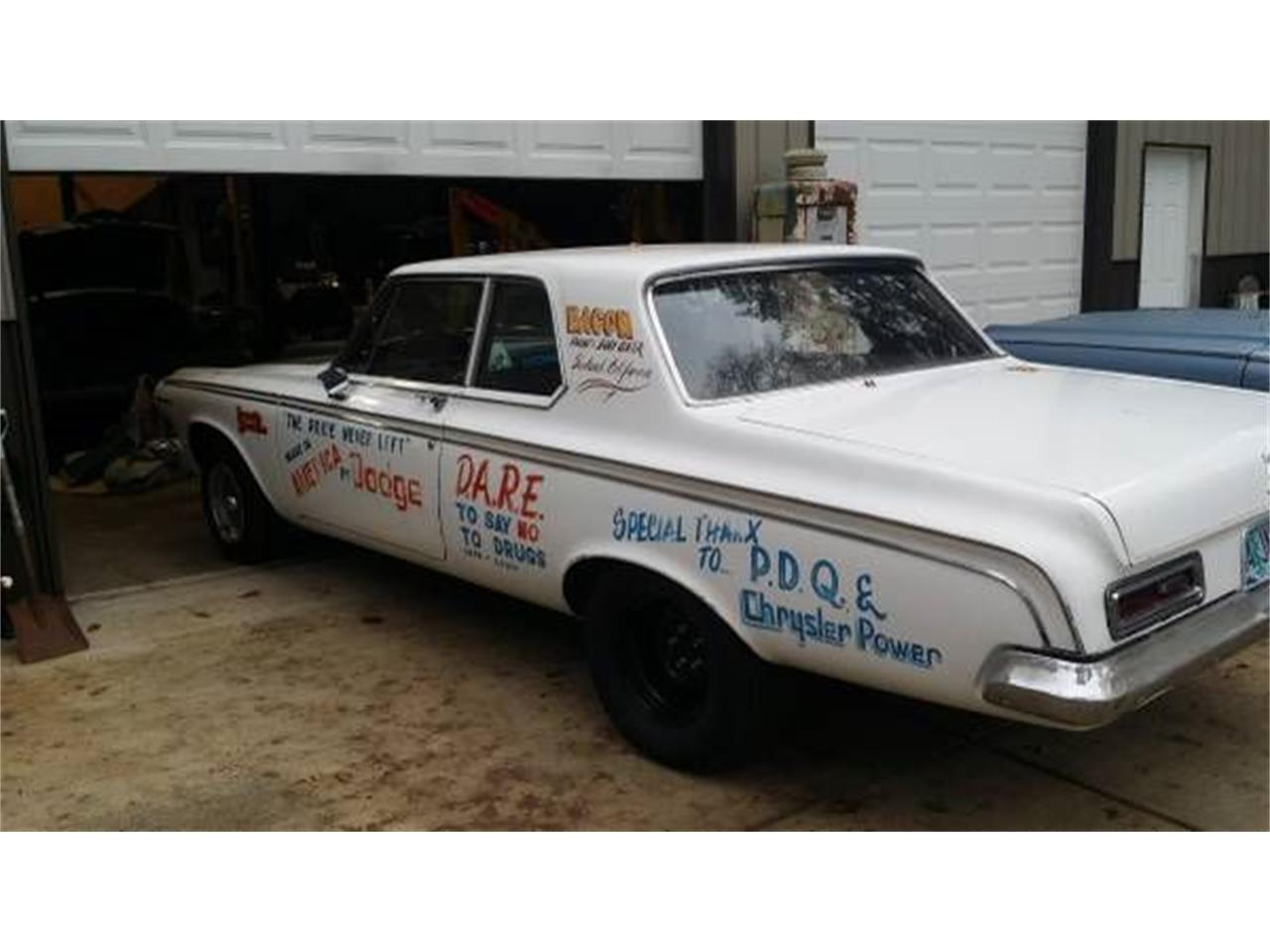 Large Picture of Classic '63 Dart - NYOP