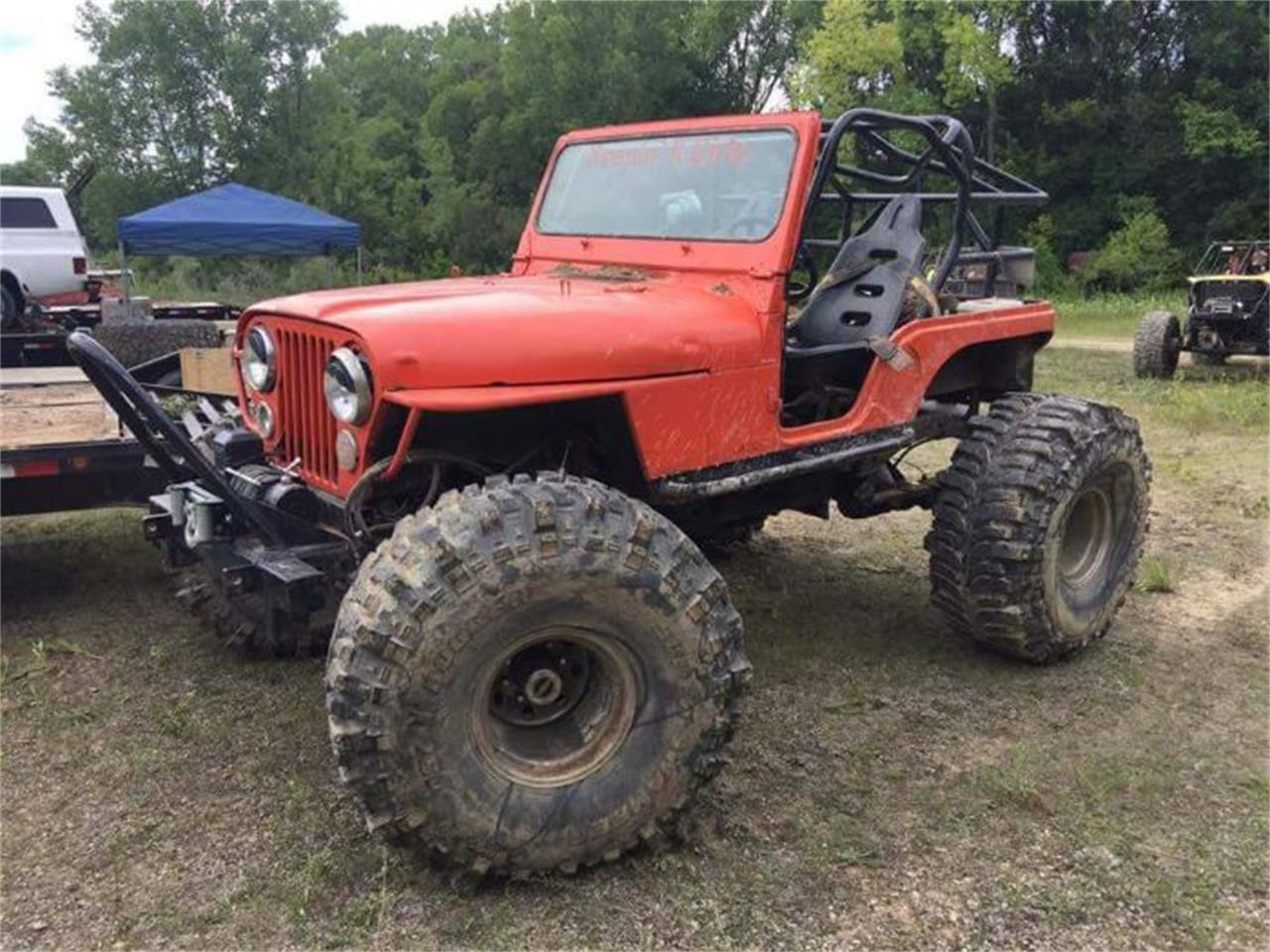Large Picture of '82 CJ5 - NYP9