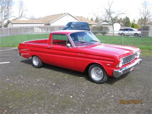 Picture of '64 Ranchero - NYPK