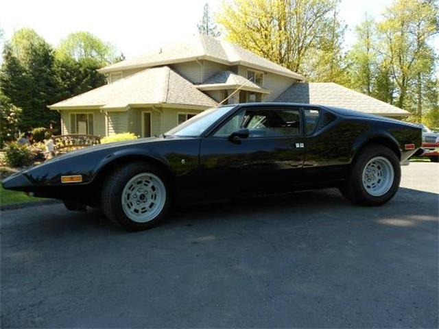 Picture of '73 Pantera - NYPN