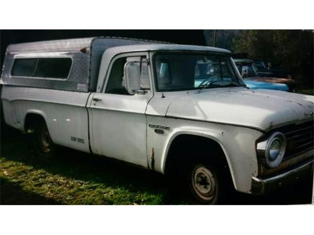 Picture of Classic 1965 Dodge D100 located in Cadillac Michigan - $3,995.00 - NYPO