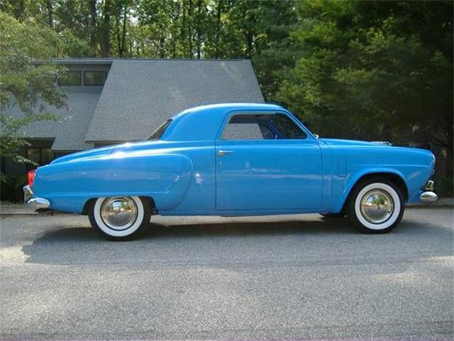 Picture of '51 Business Coupe - NYPU