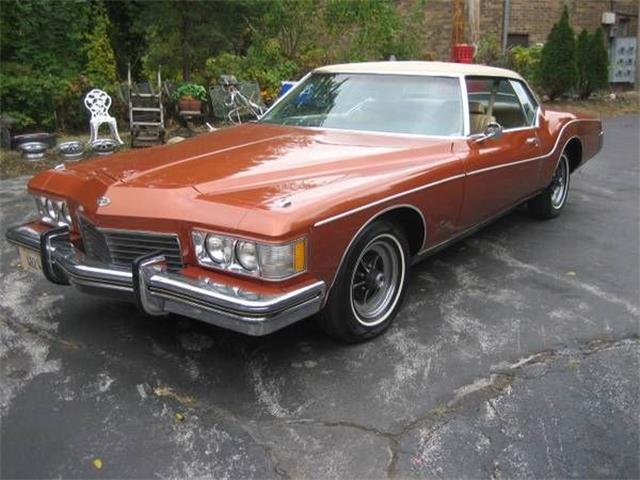 Picture of '73 Riviera - NYQF