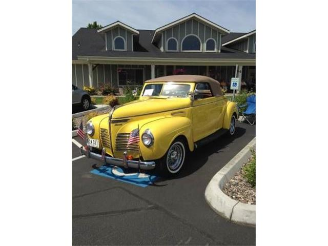 Picture of '40 Plymouth Deluxe located in Cadillac Michigan Offered by  - NYQN