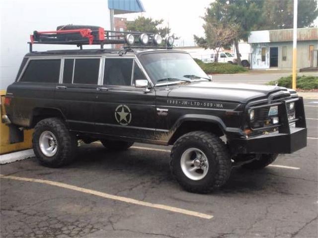 1990 jeep wagoneer sj