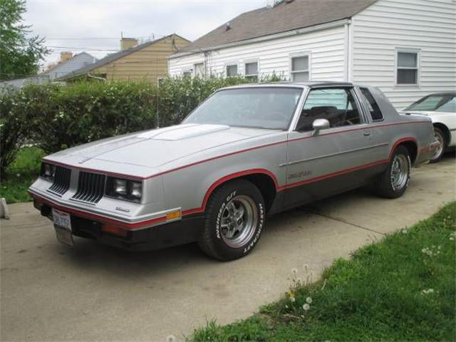 Picture of '84 Cutlass - NYQZ