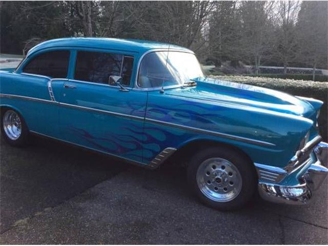 Picture of '56 Chevrolet Delray located in Cadillac Michigan Offered by  - NYR7