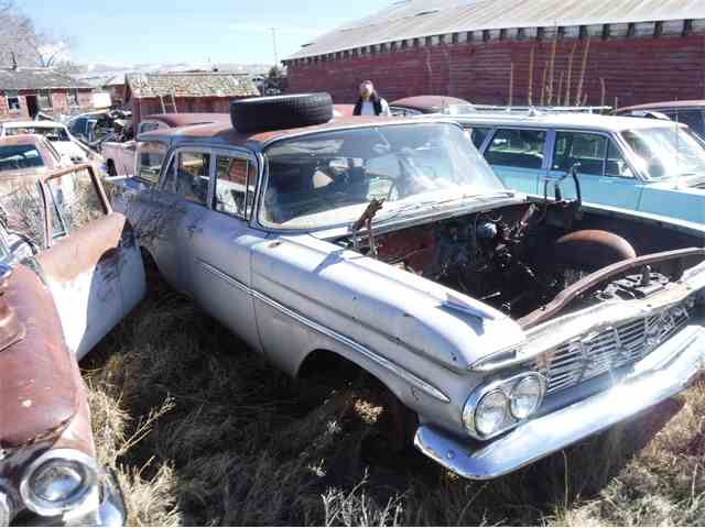 Picture of '59 Station Wagon - NT3Y