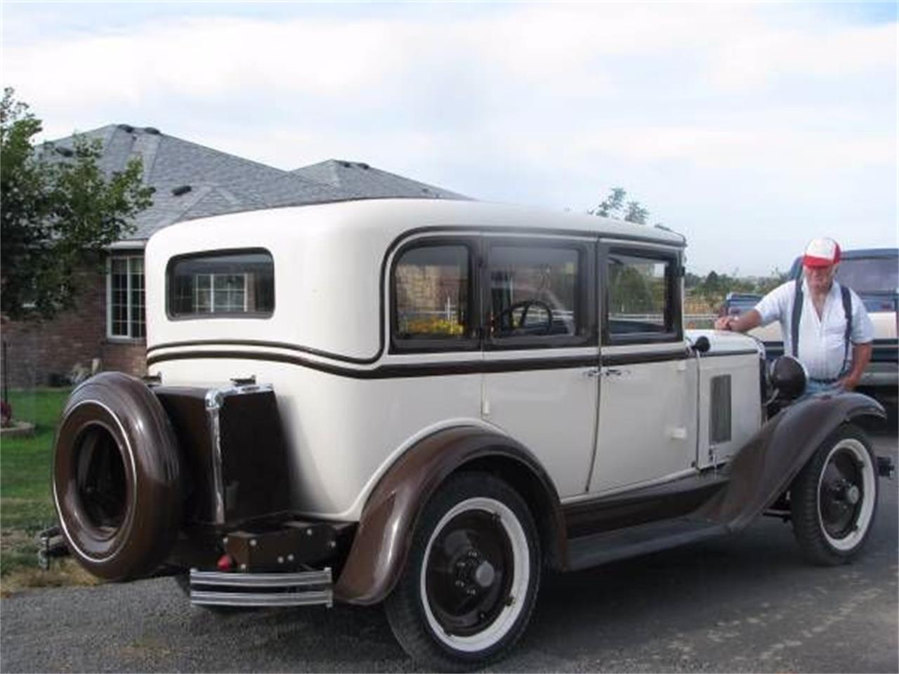 Large Picture of '30 Sedan - NYRJ