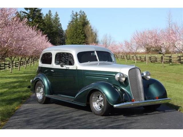 Picture of '36 Sedan - NYRS