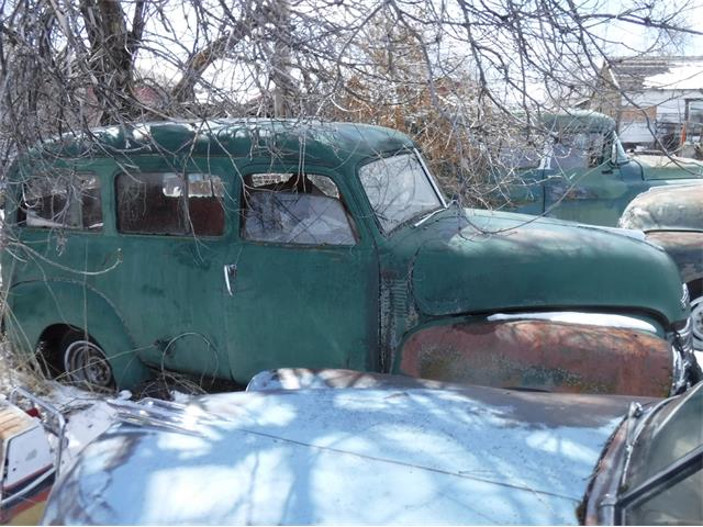 Picture of '50 Suburban - NT40