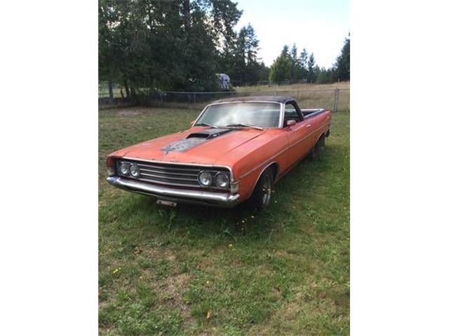 Picture of '69 Ranchero - NYSN