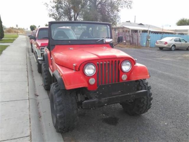 Picture of '72 CJ5 - NYT1