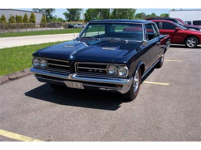 Picture of '64 GTO - NYT2