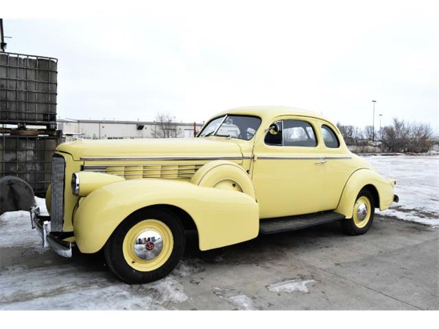 Picture of Classic 1938 Cadillac LaSalle located in Cadillac Michigan Offered by  - NYT6