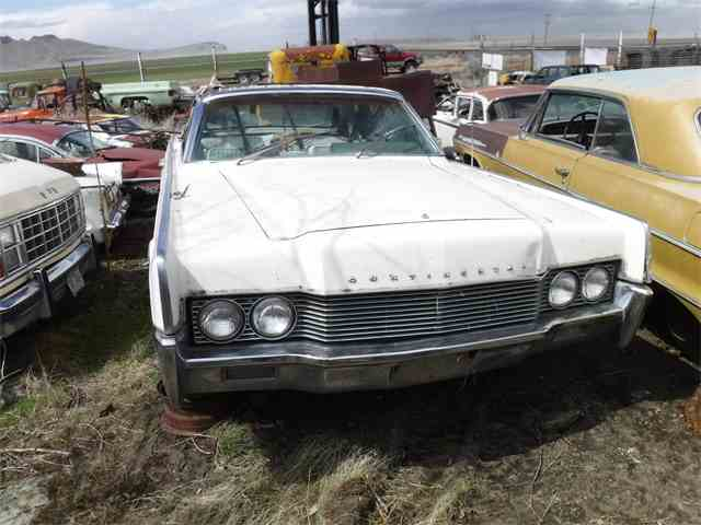 Picture of '66 Continental - NT45