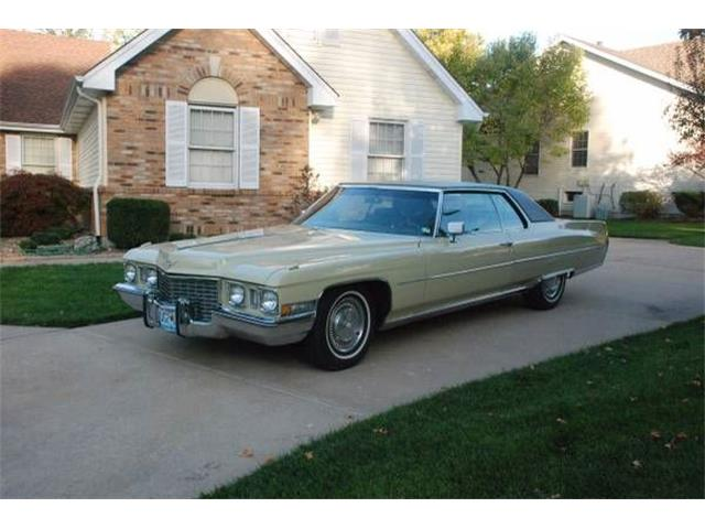 Picture of Classic '72 Cadillac Coupe DeVille located in Michigan - NYTR
