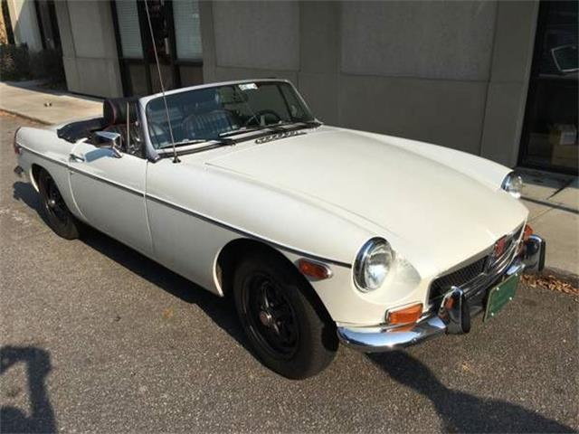 Picture of '74 MGB - NYVO