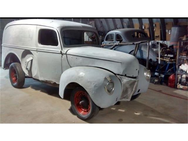 Picture of '40 Panel Truck - NYVT
