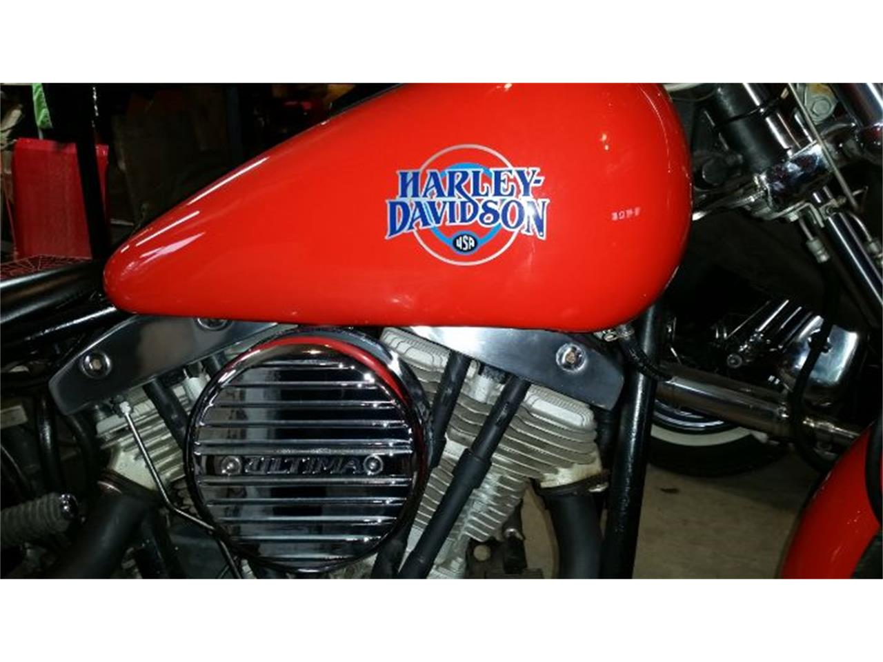 Large Picture of 1980 Harley-Davidson Wide Glide - $9,995.00 Offered by Classic Car Deals - NYW2