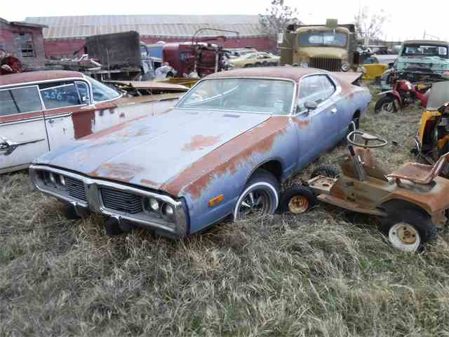 Picture of '73 Charger - NT4F
