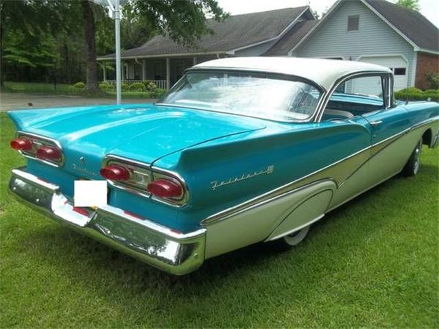 Picture of Classic '58 Fairlane 500 - $42,495.00 - NYW8