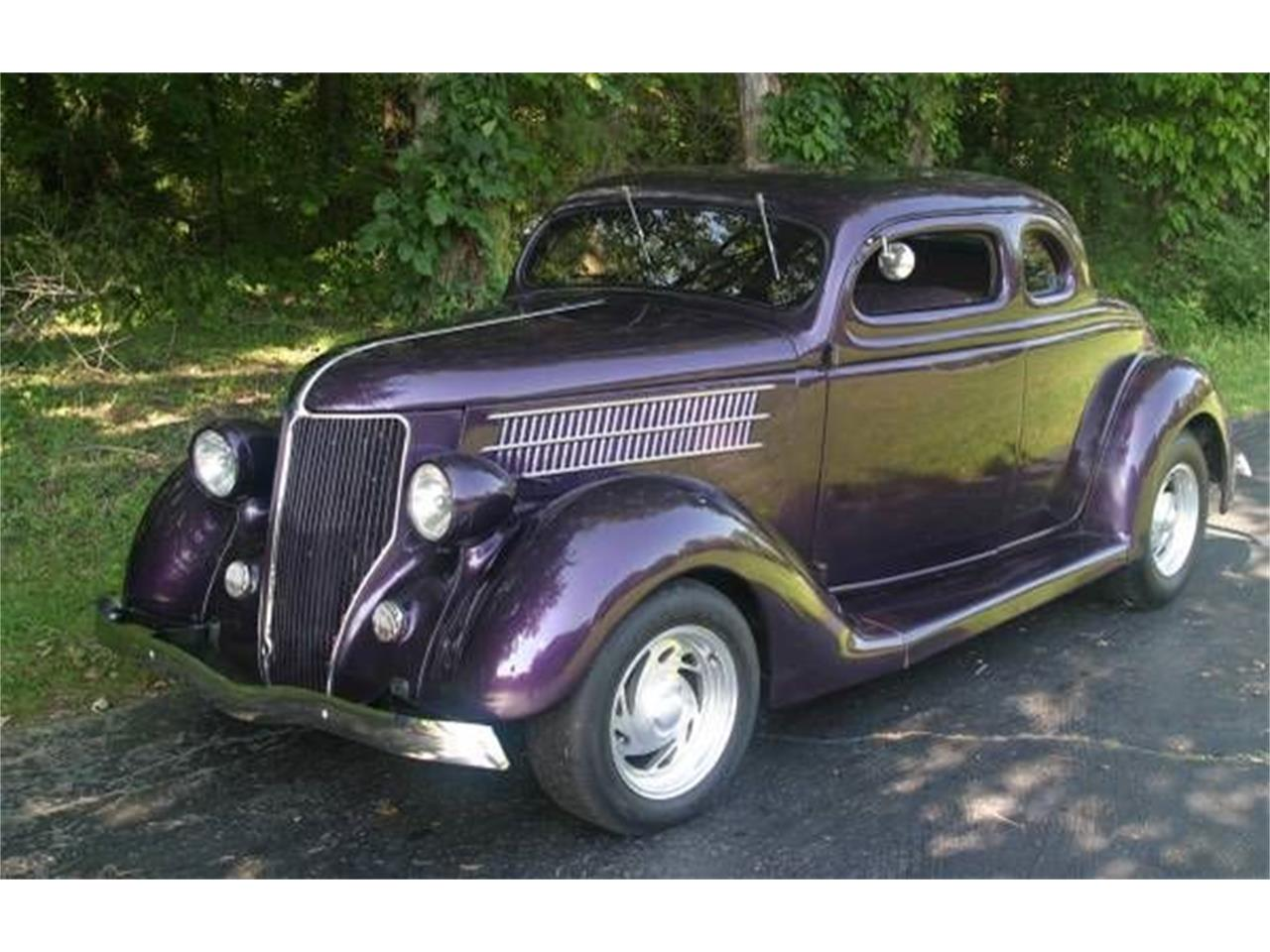 Large Picture of '36 Coupe - NYWE