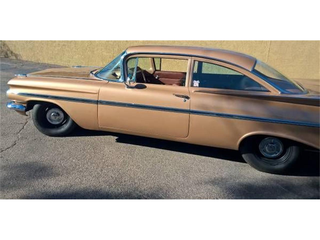 1959 Chevrolet Bel Air For Sale Cc 1118396 1957 Chevy Impala Large Picture Of Classic Nyyk