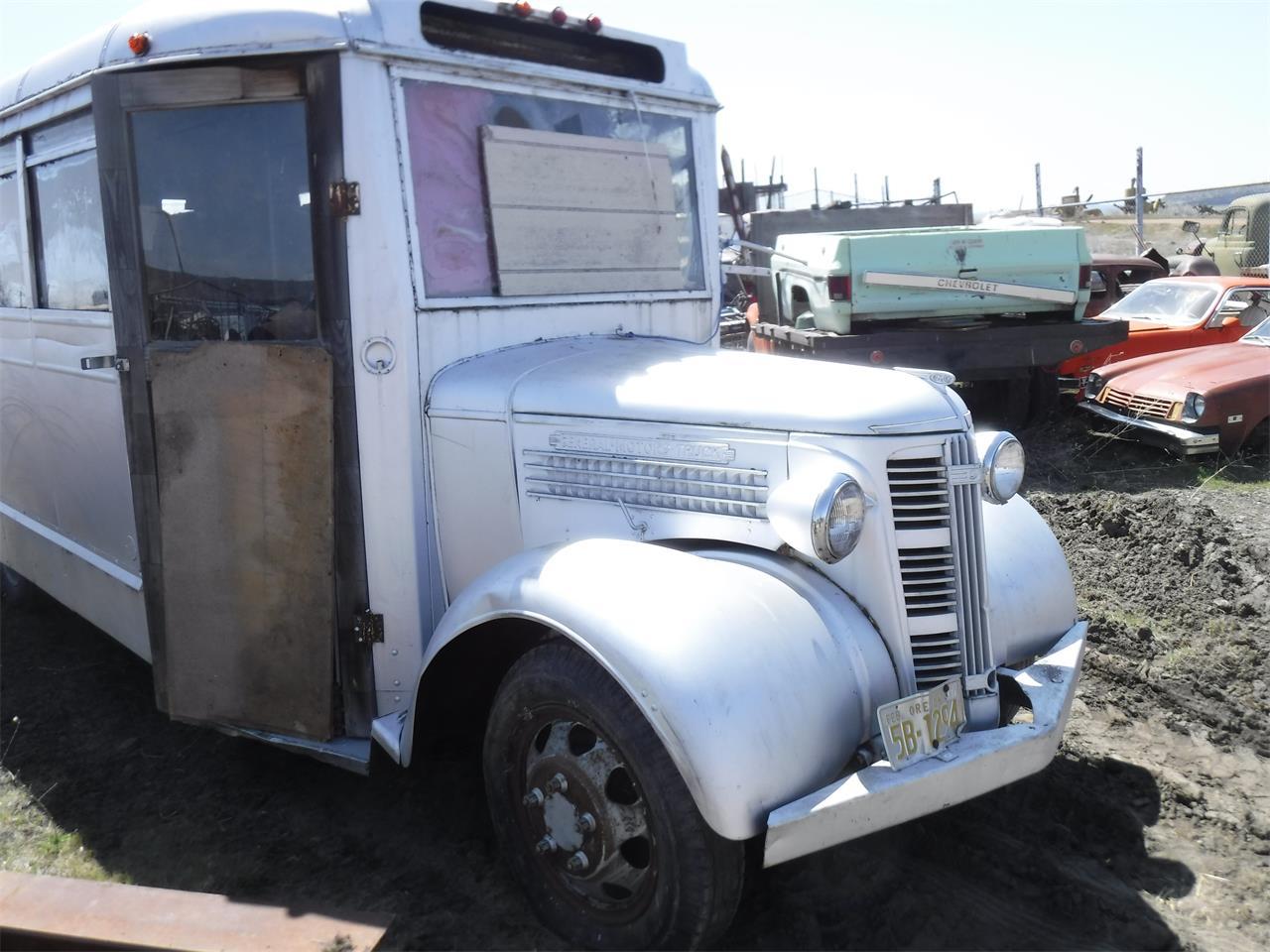 1938 Gmc Bus For Sale Classiccars Com Cc 1110840