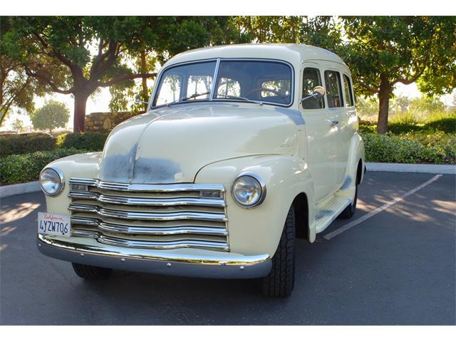 Picture of '50 Suburban - NYYX