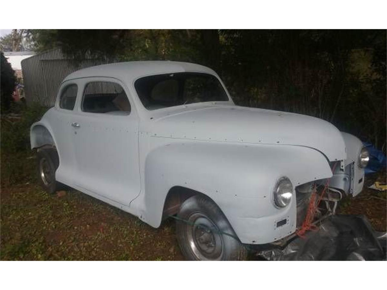 1947 plymouth coupe for sale