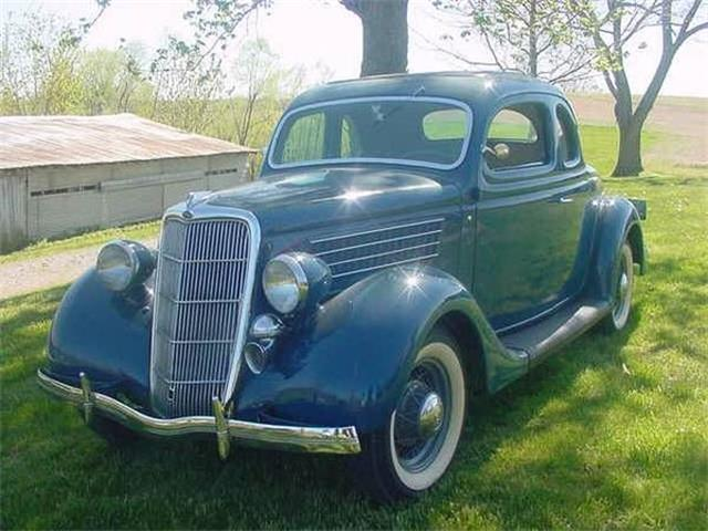 Picture of '35 Coupe - NYZC